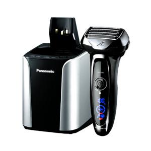 Panasonic 松下 ES-LV95-S 带清洁桶电动剃须刀