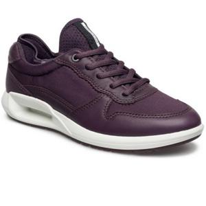 ECCO 爱步 CS16 女士真皮休闲运动鞋