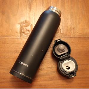 象印 SM-SA60超轻保冷保温杯600ml黑色