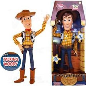 会说话的Woody胡迪发声玩偶