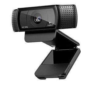 Logitech罗技 C920 高清网络摄像头 1080P