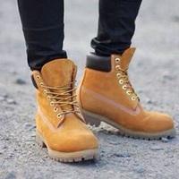 成人可穿!Timberland 天木兰6寸 Premium WP Boot 大童款防水经典工装靴