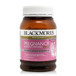Blackmores澳佳宝黄金营养素(富含叶酸、DHA)180粒