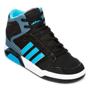Adidas 阿迪达斯 NEO BB9TIS 男士运动鞋 蓝黑色