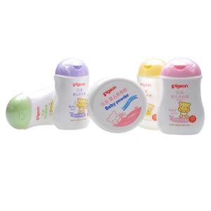 PIGEON贝亲 婴儿清洁护肤礼盒(五件套)