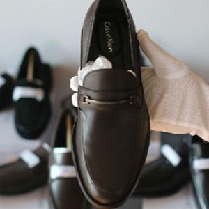 Calvin Klein Nordon 男士正装皮鞋 两色可选