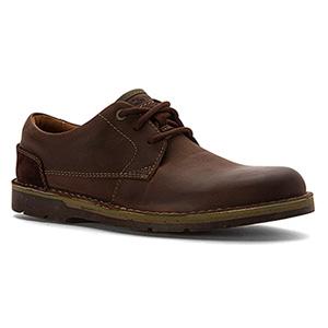 Clarks 其乐 Edgewick Plain 男士休闲皮鞋
