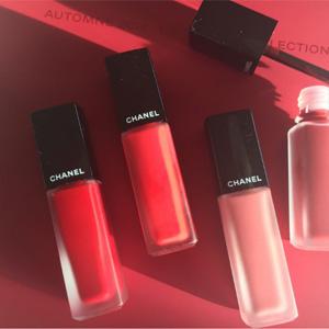 Chanel香奈儿最新持久哑光液体口红补货