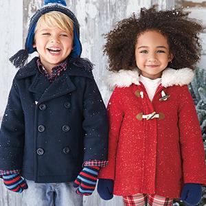 Carter's卡特官网精选婴童冬装低至4折促销