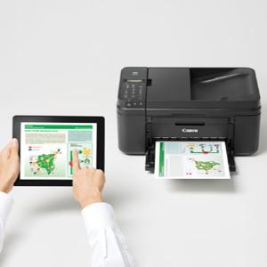 佳能 PIXMA 多功能一体无线打印机 MX492