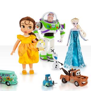 DisneyStore迪士尼美国官方双十二现有满减促销活动