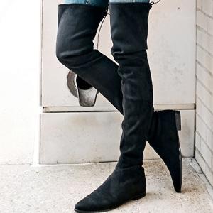 STUART WEITZMAN Fan Girl 女士过膝靴 三色可选