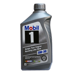 Mobil美孚1号 全合成机油5W-30 946ml*6支装