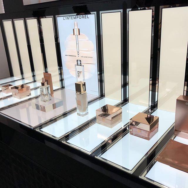Givenchy纪梵希2019秋季护肤新品8月30日上市