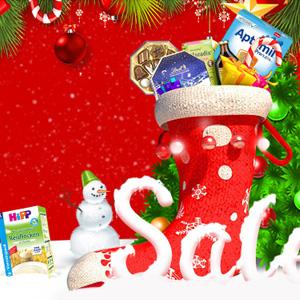 德国BA保镖药房圣诞全场满65欧免邮(奶粉不参加)