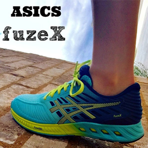 ASICS 亚瑟士 Fuzex 女士跑鞋
