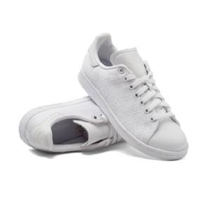 限7.5码!adidas阿迪达斯Stan Smith男士低帮运动鞋