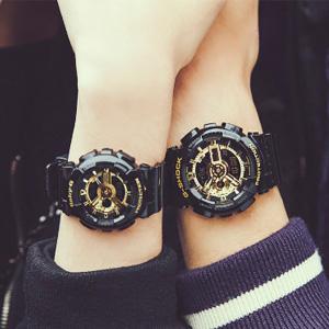 Casio 卡西欧 BABY-G系列 BA-110-1AER 运动双显手表