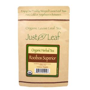 Just a Leaf Organic Tea 路易博士高级有机散茶 56g