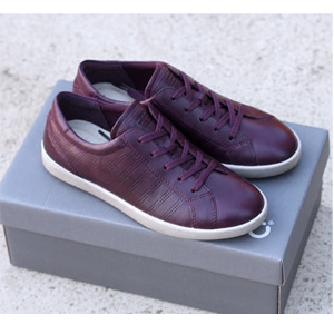 ECCO爱步 Aimee Derby 女款休闲鞋 三色尺码全