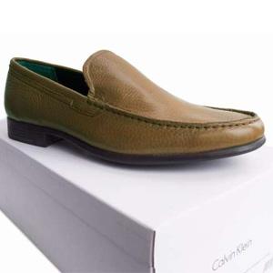 Calvin Klein卡尔文·克雷恩 Landen 男士皮鞋 浅咖色