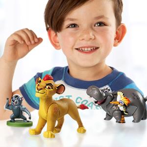 Disney迪士尼官网有精选玩具组合专区