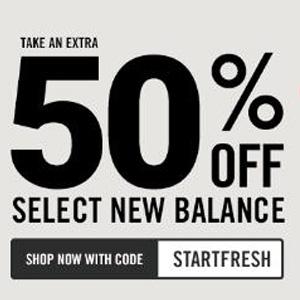 一波小神价!JackRabbit现有New Balance新百伦跑鞋低至3折+额外5折