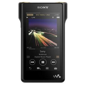 SONY索尼 NW-WM1A 无损音乐播放器