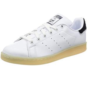 adidas阿迪达斯  女士真皮小白鞋 尺码全