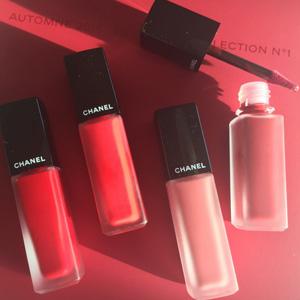 Chanel香奈儿新品持久哑光液体口红