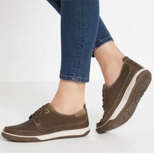 ECCO爱步 Chase II 女款真皮休闲鞋
