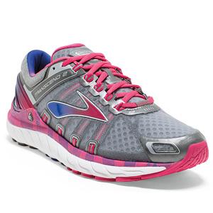 限6/6.5码!Brooks布鲁克斯Transcend 2女士支撑系跑鞋