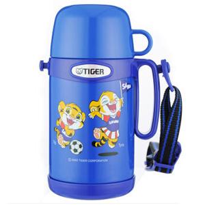 Tiger虎牌 儿童型不锈钢真空保温杯500ML 4色+凑单品