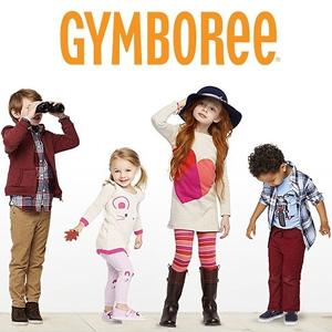 Gymboree金宝贝官网新款童装低至3折
