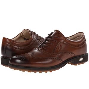 ECCO爱步 男士雕花高尔夫休闲鞋 两色可选