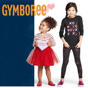 Gymboree官网情人节促销专场低至4折
