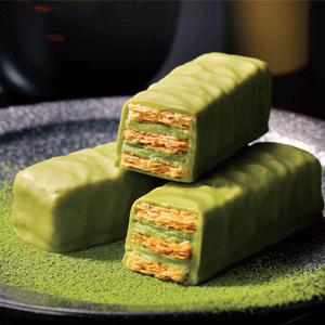石屋制菓 美冬拿破仑巧克力饼干 6个×3盒(原味、柚子、抹茶)