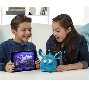 再降!Furby Connect菲比精灵 电子宠物玩具