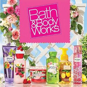 Bath & Body Works官网冬季清仓促销