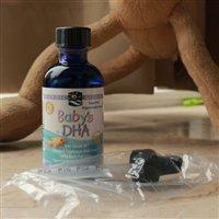 新人码专享!Nordic Naturals挪威小鱼 儿童DHA 鱼肝油 滴剂60ml