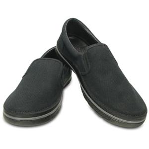 限38/39码!Crocs Norlin Slip-On 男士一脚蹬鞋