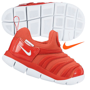 16cm有货,Nike耐克毛毛虫红色款