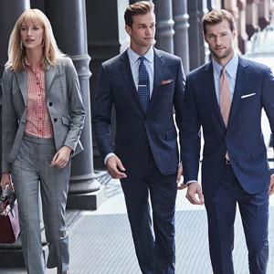 Brooks Brothers布克兄弟官网总统日有精选西装外套促销