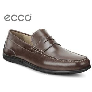 ECCO 爱步Moc 2.0男士休闲乐福鞋
