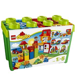 LEGO乐高Duplo系列豪华乐趣盒10580