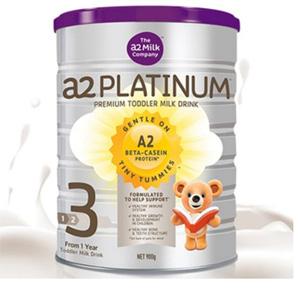 A2白金系列3段幼儿配方奶粉 900g