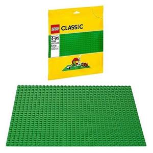 Lego乐高10700绿色底板拼砌板