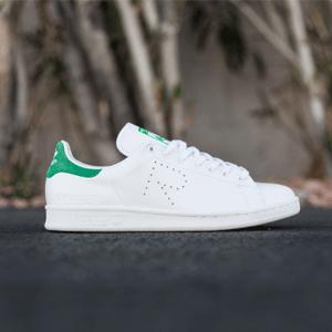 Adidas Stan Smith绿尾休闲鞋