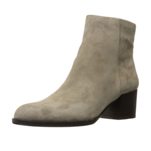 Sam Edelman 女士真皮复古方根短靴