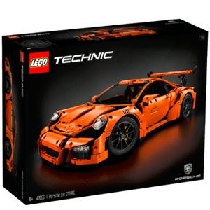LEGO乐高 Technic 42056 保时捷 911 GT3 RS